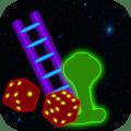 Glow Snake Ladder online games Icon