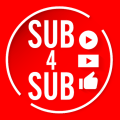 Sub for Sub ~ Get Free View and Sub Icon
