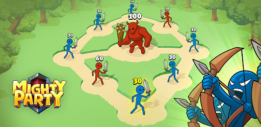 Mighty Party: Magic Arena apk