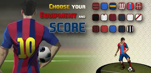 Free Kicks 3D Football Game - Penalty Shootout apk