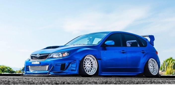 Wallpaper For Cool Subaru Fans apk