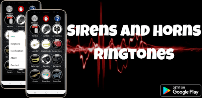 Sirens and Horns apk