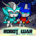 Robot War on the Moon Icon