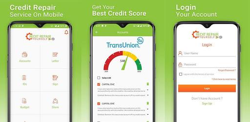 Credit Repair Yourself apk