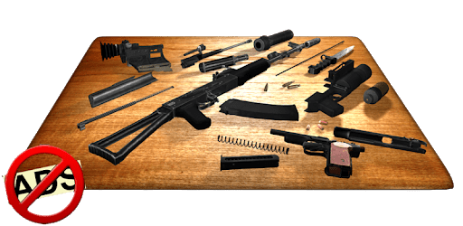 Weapon stripping NoAds apk