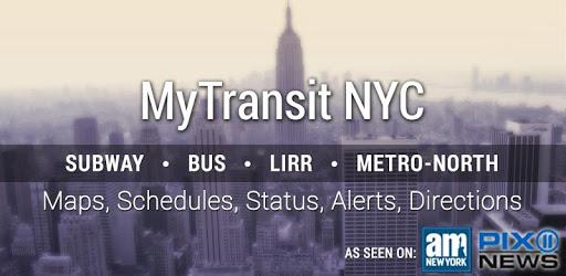 MyTransit NYC Subway, Bus, Rail (MTA) apk