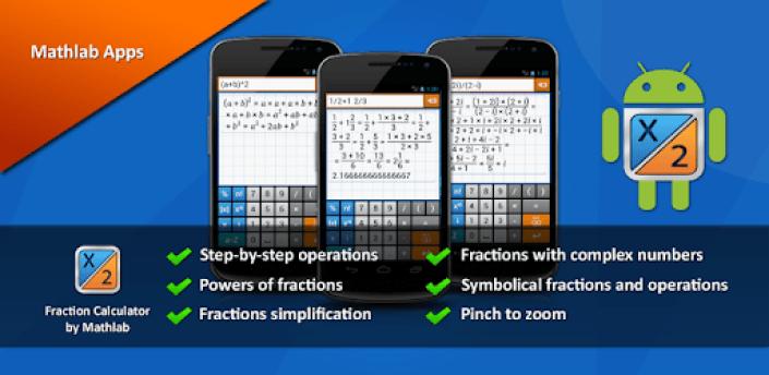 Fraction Calculator + Math apk