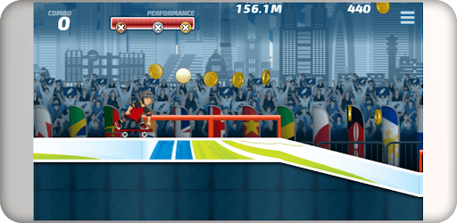 Skateboard game apk