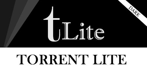 Torrent Lite (Dark Mode) apk