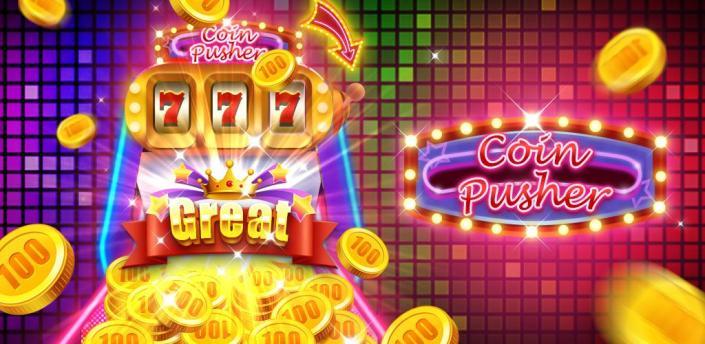 Lucky! Coin Pusher apk
