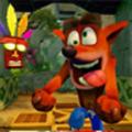 Real Super Bandicoot Adventure crash Jungle games Icon