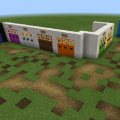 Customizable Command Block House for Minecraft Icon