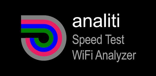 analiti - Speed Test WiFi Analyzer apk
