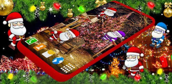 Santa Claus Xmas Wallpaper apk