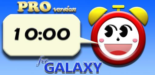 VoiceTimeSignal Pro for Galaxy apk
