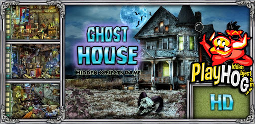 # 106 Hidden Objects Games Free New - Ghost House apk