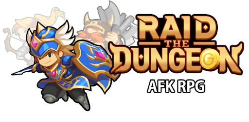 Raid the Dungeon : Idle RPG Heroes AFK or Tap Tap apk