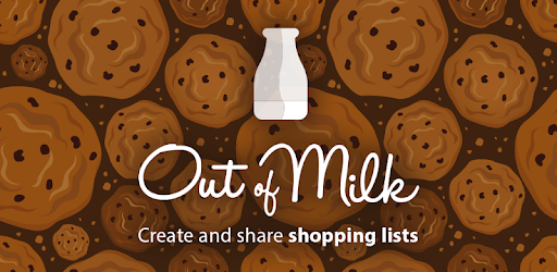 Out of Milk - Grocery Shopping List apk
