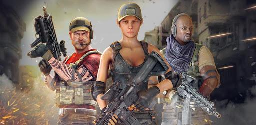 Anti Terrorist Squad Shooting - Survival Games apk