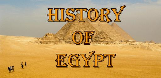 History of Egypt apk