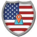 USA VPN Icon