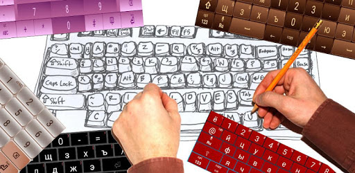 Jbak2 keyboard. Keyboard constructor. No ADS apk