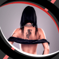 Live Wallpapers - Girl Tattoo Icon