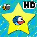 Flappy Blue Bird HD Icon
