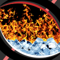 Live Wallpapers - Fire And Ice Icon