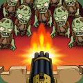 Zombie War: Idle Defense Game Icon