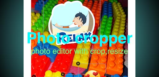 Photo editor- photo crop,resize,collage maker apk