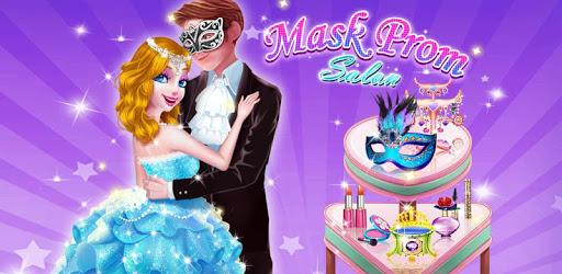 👠💄Princess Makeup - Masked Prom apk