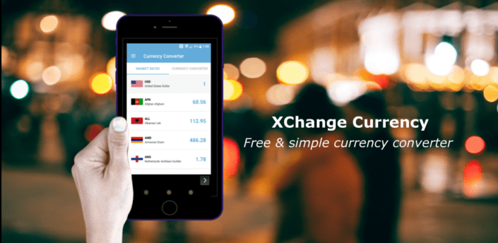 X-Change Currency Converter apk