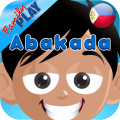 Abakada Alphabet Learn Tagalog Icon