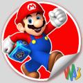 Super Mario Stickers for WhatsApp Icon