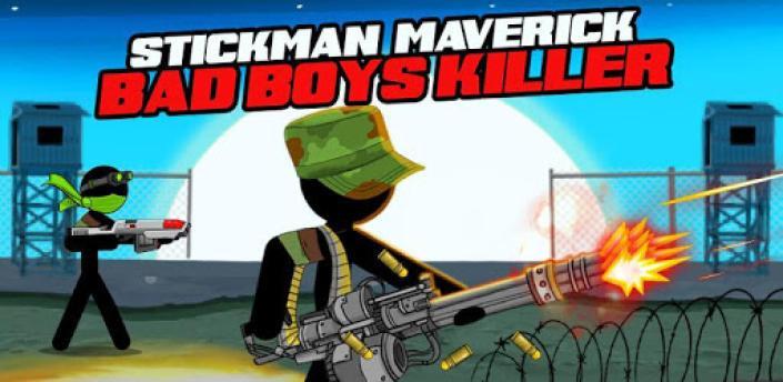 Stickman maverick : bad boys killer apk