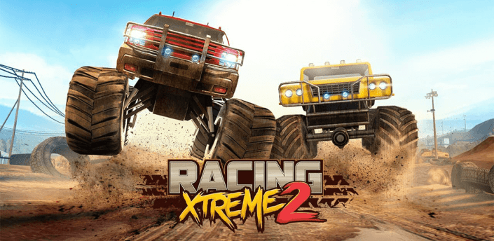 Racing Xtreme 2: Top Monster Truck & Offroad Fun apk