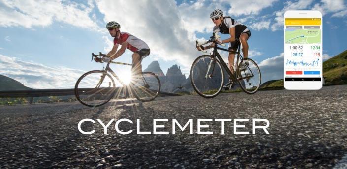 Cyclemeter GPS - Cycling, Running, Mountain Biking apk