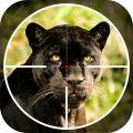 Black Panther Shooter 3D Icon