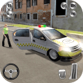 Taxi Driving Game - City Taxi Driver Simulator 3D Icon