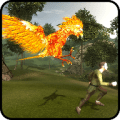 Phoenix Simulator 3D Icon