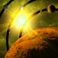 Space & Gravity Simulator 3D: Galaxy Orbits Free Icon