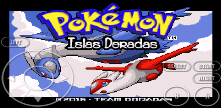 Pokemon: Islas Doradas apk