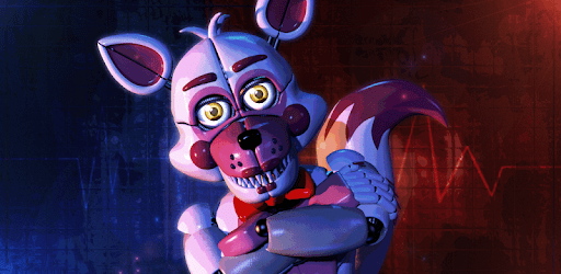 Lock Screen for Funtime Foxy apk