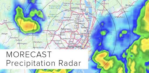 Weather Forecast, Radar & Widget - Morecast apk