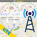 Network Cell Info Lite - Mobile & WiFi Signal Icon