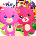 Baby Bear Games for Toddlers Icon