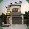 2 Floor Minimalist House Ideas Icon
