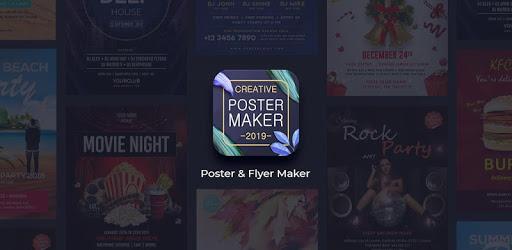 Poster Maker, Flyer Designer, Ads Page Designer apk
