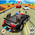 Grand Racing in Police Car 3d - Real Chase Mission Icon